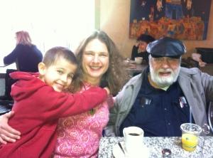 Three generations of love